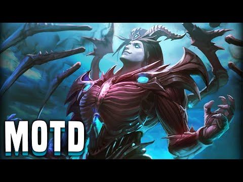 Another Great Match! Fallen Lord Chronos Community Skin! (Chronos Build) - Smite Chronos MOTD Game