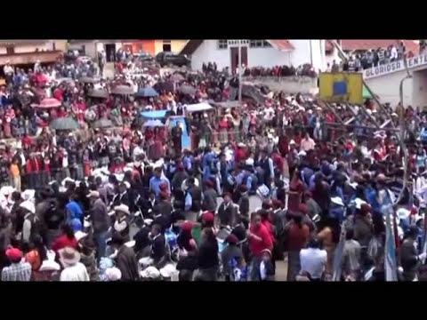 SAN VICENTE BUENABAJ, CELEBRANDO ''LA INDEPENDENCIA''