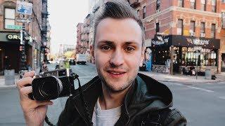 FUJIFILM TRAVEL PHOTOGRAPHY ? New York LES + Empire State