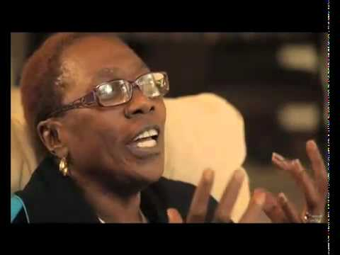 About Tupac with Afeni Shakur part 1