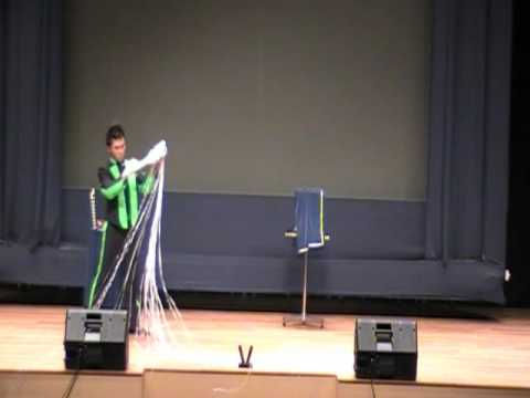 Michael Magic Dove Act Video