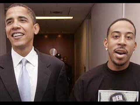 Ludacris - Politics (Obama Is Here)