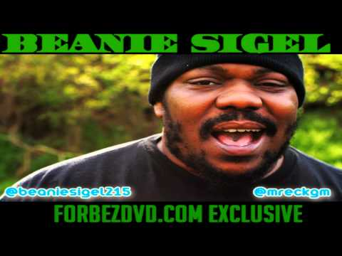 Beanie Sigel Speaks On Having To Fight In Jail And Kicks A Freestyle He Goes In.