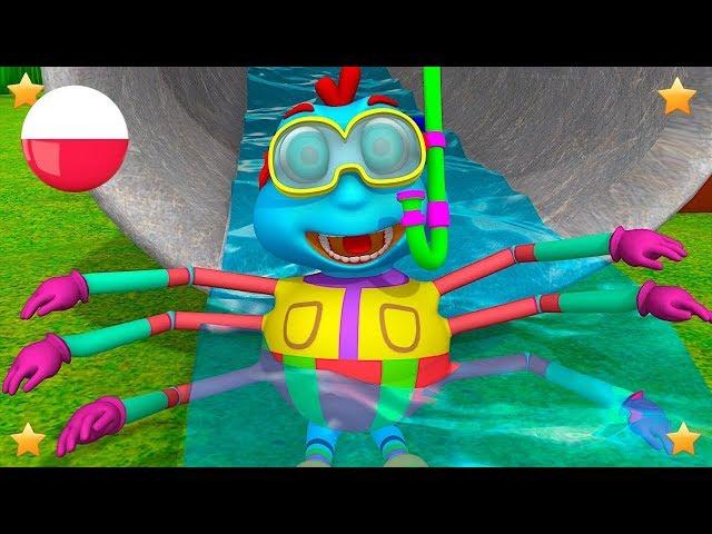 Malutki pajączek | Polskie Piosenki Dla Dzieci | Kołysanki | Filmy Dla Dzieci