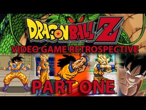 Dragon Ball Retrospective Dragon Ball z Video Game