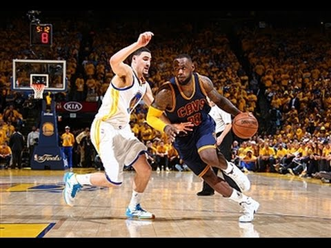 LeBron James Scores Finals Career-High 44 Points