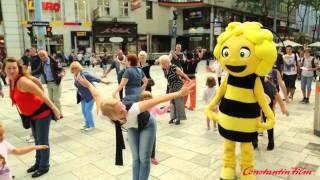 Die Biene Maja Flashmob