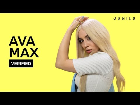 """Ava Max """"Sweet But Psycho"""" Official Lyrics & Meaning 