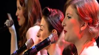 Watch Puppini Sisters Boogie Woogie Bugle Boy video