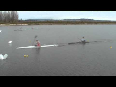Nelo - NWC 2012 | K1 Women 2000m Time Trial Comparison