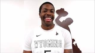 Wyoming Senior Alan Herndon Previews The Cowboy Basketball Season