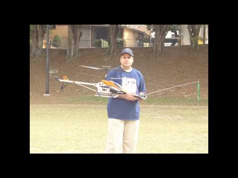 Flight Volitation 9053 3Ch Double horse RC Helicopter