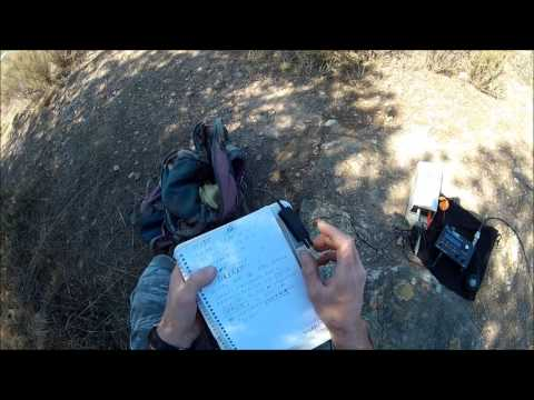 CW portable QRP SOTA