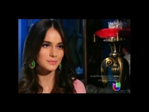 Entrevista a Osmel Sousa junto a varias Misses de Venezuela: