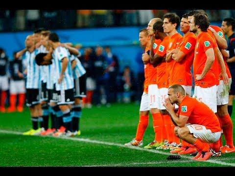 Argentina - Netherlands [Penalty shootout][World Cup Semifinal]
