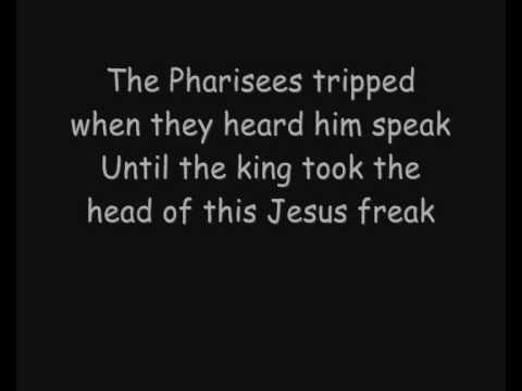 TobyMac - Jesus Freak (Lyrics)