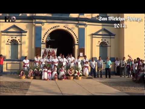 San Melchor Betaza 2013. Convite Floral.