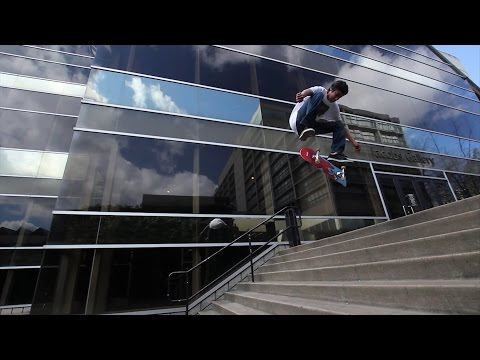 Neff x Transworld N vs. S - Tactics Skate Team