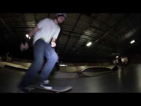 Epic Indoor Skatepark Skateboard Only Lock In