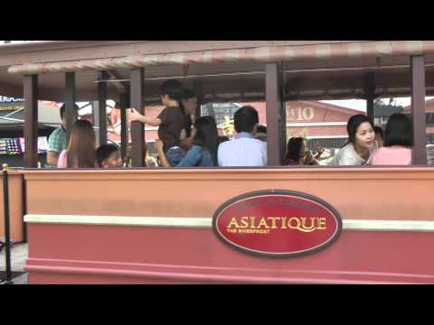 Asiatique River Market – Bangkok- Thailand – 13 Oct 2012 -part 3
