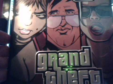 Grand Theft Auto- the trilogy: ps2 unboxing