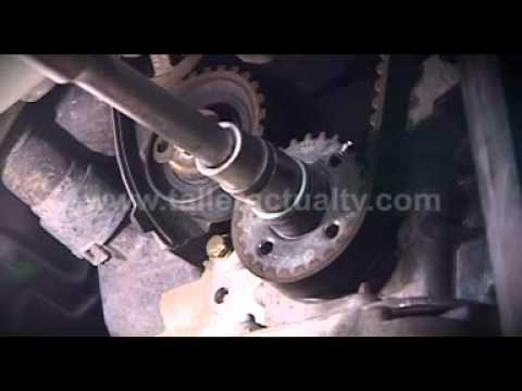 Volkswagen Suran  Desmontaje Distribucion