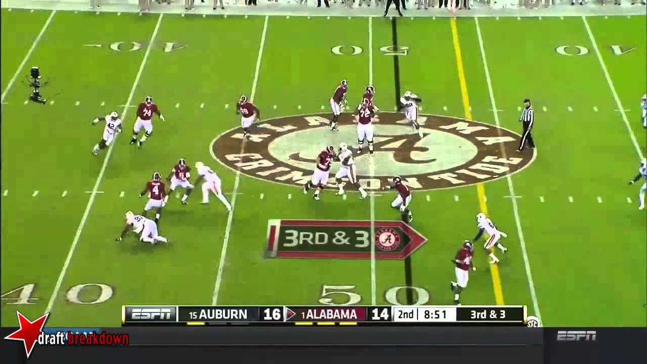 Amari Cooper vs Auburn (2014)
