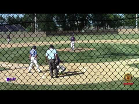 Abingdon American Legion Post 381 vs Canton American Legion Post 16 Baseball 61516