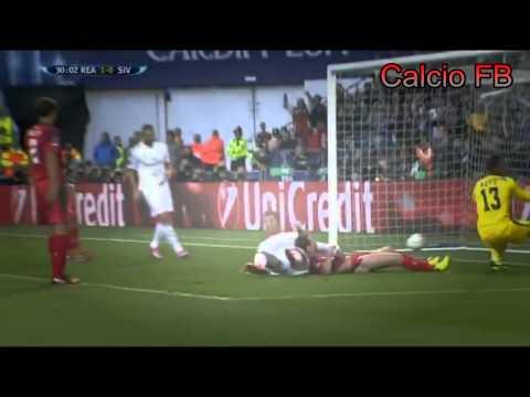 Cristiano Ronaldo vs Sevilla ● italian Commentary ● Uefa Supercup 2014 HD 720p