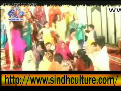 Samina Kanwal  Ghot Rano Aa Moti Dano Aa -sindhi-wedding-songs-sindhculture Songs video