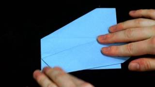 How To Make The Advanced Model Of Paper Airplane