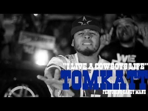 Tomkatt Featuring Candy Mane live A Cowboys Life video