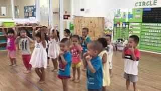 The action song - Bambi 2 - MN Vinschool Greenbay