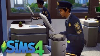 The Sims 4 #3 - The Detective Job