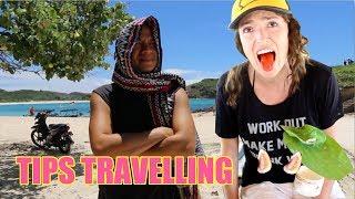 Tips Traveling dari Angga dan Sacha