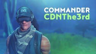 COMMANDER CDNThe3rd (Fortnite Battle Royale)