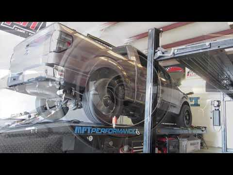 F150 5.0 Dyno Tuned at MPT with SCT