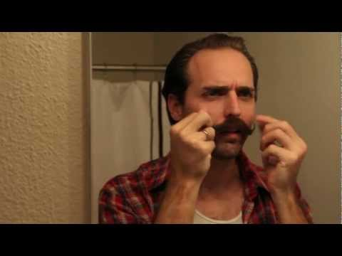 How to Wax Your Mustache