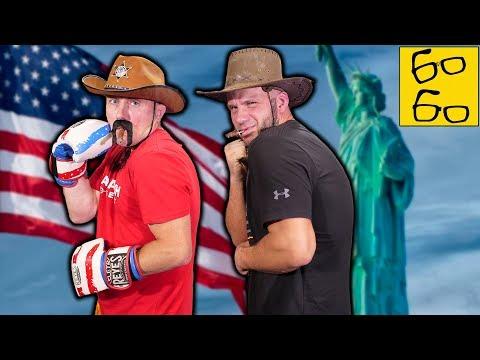 Американская школа бокса со Шталем — индивидуальный подход к каждому боксеру! Часть 1 (Филадельфия)