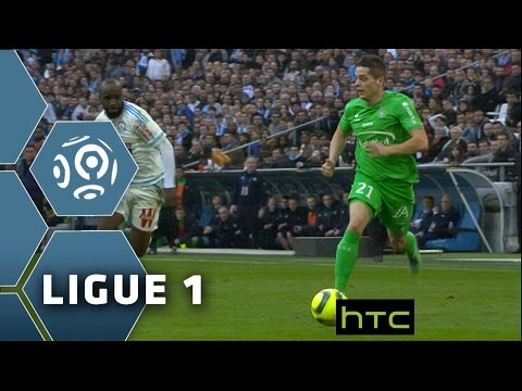 Olympique de Marseille - AS Saint-Etienne (1-1)  - Résumé - (OM - ASSE) / 2015-16