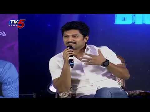 Hero Nani and Alok Jain Interacts With Media at Bigg Boss Telugu Season 2 Press Meet || TV5 News