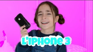 l'iphone 3 - nina happy