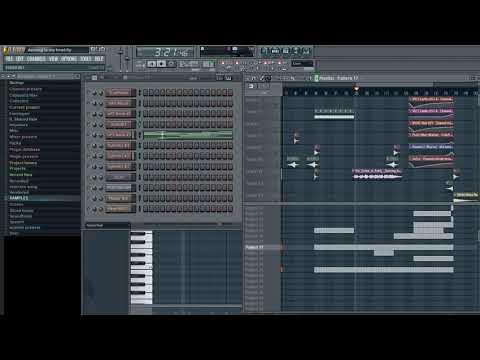 Eric Turner Vs Avicii - Dancing In My Head (Tom Hangs Remix) [REMAKE WITH FREE FLP]