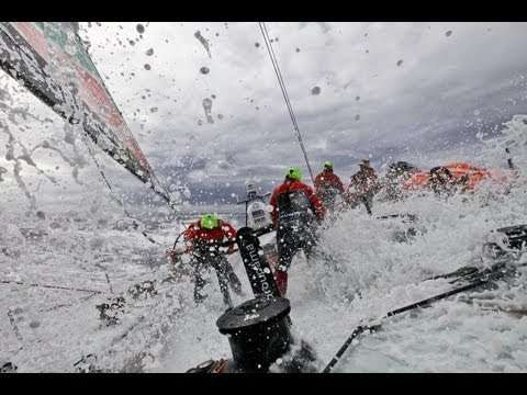 Le Jour le Plus Long - FRA - Volvo Ocean Race 2011-12