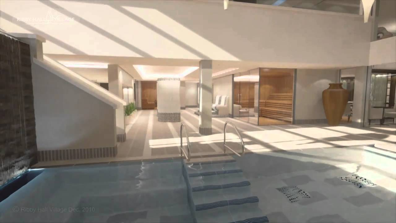 The New Spa Hotel At Ribby Hall Village Youtube