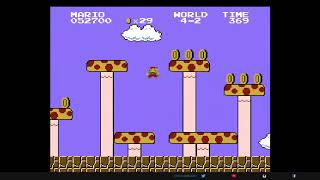 Super Mario Bros. Speedrun in 459.XXX *PB*
