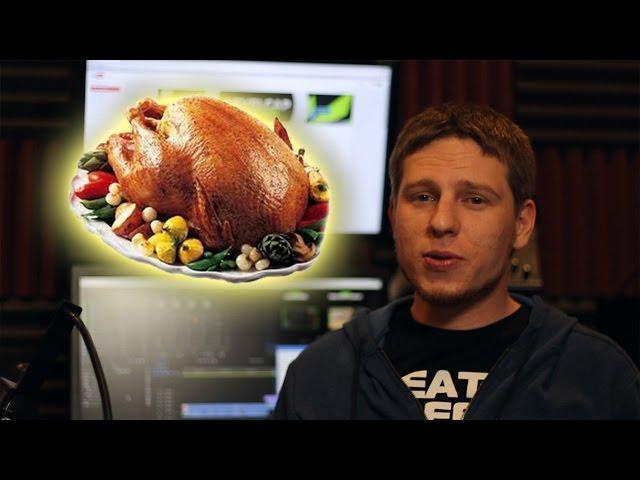 LevelCap's Thanksgiving Vlog