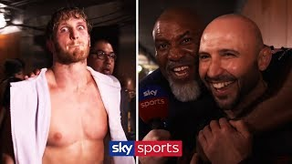 Shannon Briggs & Amer Abdallah on Logan Paul's points deduction!