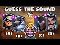 Guess The Troop Sound | Clash Royale Quiz MP3