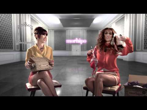 Yayınlanmamış Hande Yener - Demet Akalın Morhipo Bikini Reklamı!